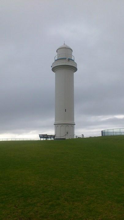 Lighthouse at Flagstaff Hill