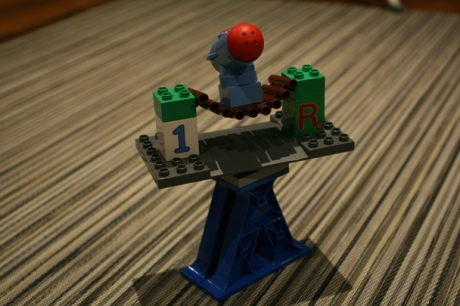 Lego Duplo Turret Cannon