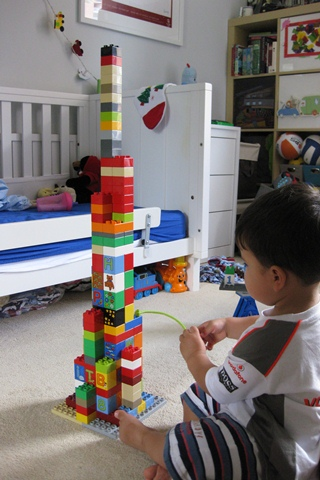 Lego Duplo Burj Khalifa - for Pok