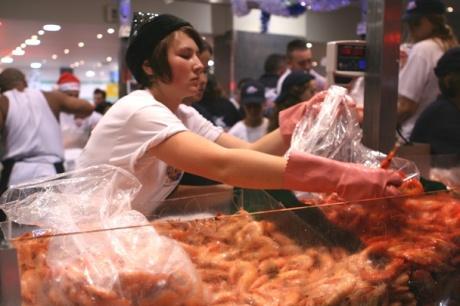 Sydney Christmas 2012 - Fish Markets #1