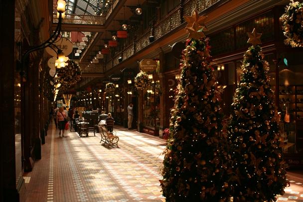 Sydney Christmas 2012 - The Strand