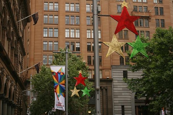 Sydney Christmas 2012 - Martin Place