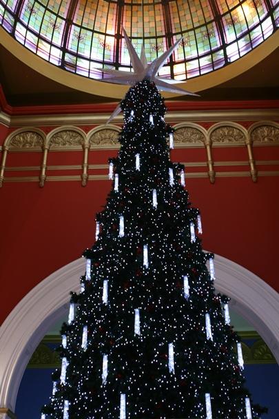 Sydney Christmas 2012 - QVB Tree
