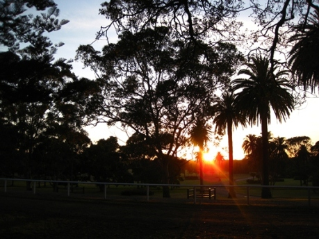 Cycling Sunrise - #2