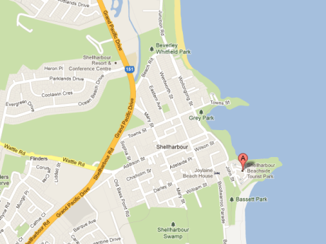 Shellharbour - Google Maps
