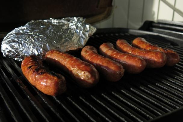 Australia Day 2013 - BBQ