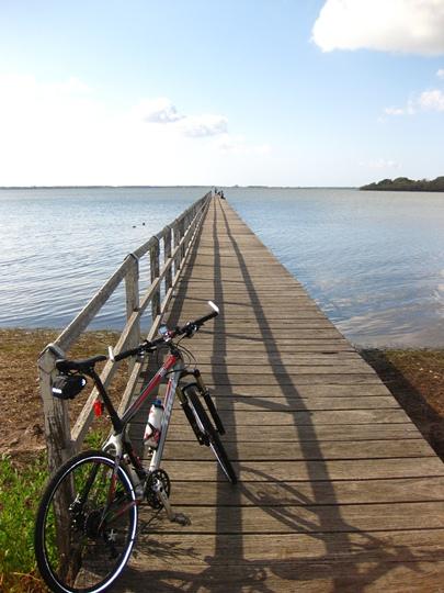 Riding - Koong-Burry Bay