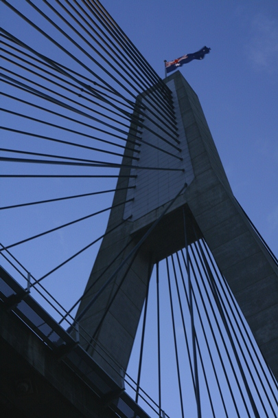 ANZAC Bridge - #1