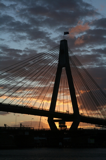 ANZAC Bridge - #2