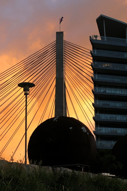 ANZAC Bridge - #3