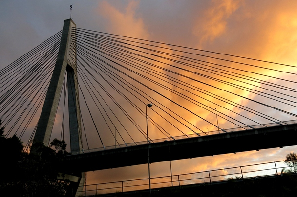 ANZAC Bridge - #4