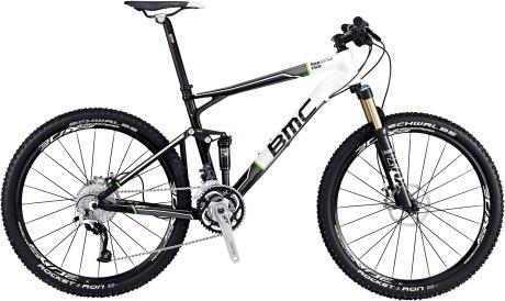 BMC Fourstroke FS02 XT / SLX 2012