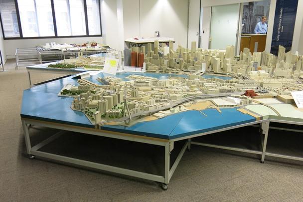 City of Sydney Model - #1