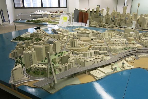 City of Sydney Model - #2