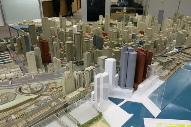 City of Sydney Model - #3