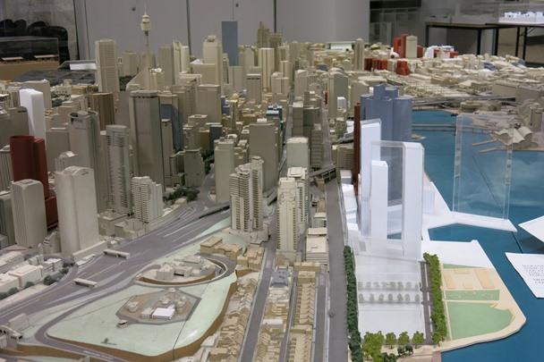 City of Sydney Model - #4