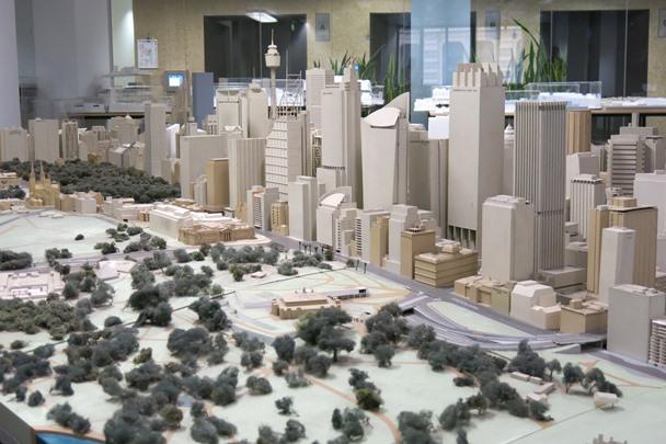City of Sydney Model - #5
