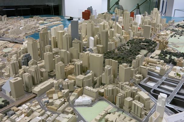 City of Sydney Model - #6