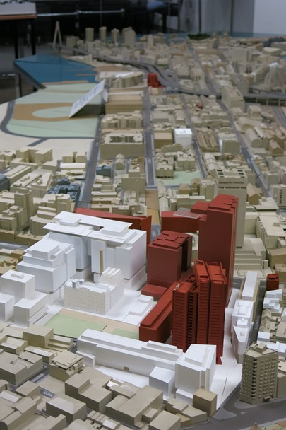 City of Sydney Model - #7