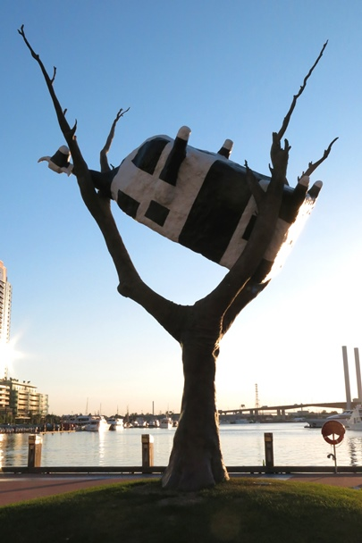 Melbourne Urban Sculpture - #1