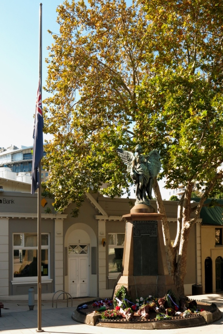 ANZAC Day 2013