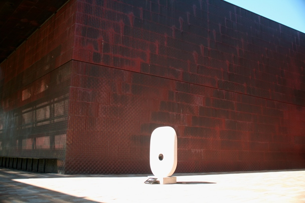 de Young Museum sculpture
