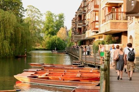 Travel Theme - Pathways - Cambridge