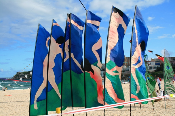 Festival of the Winds - Bondi Beach