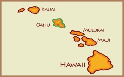 Hawaii_map-oahu