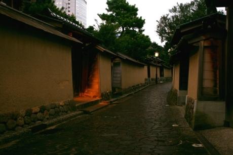 Travel Theme - Pathways - Kanazawa