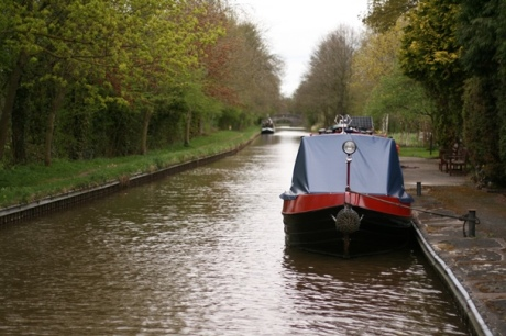 Travel Theme - Pathways - Lyneal Canal