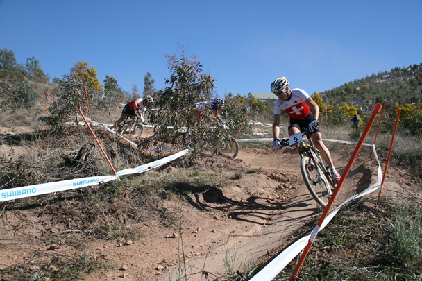 Travel Theme - Pathways - MTB XC Worlds 09 - 1