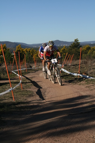 Travel Theme - Pathways - MTB XC Worlds 09 - 2