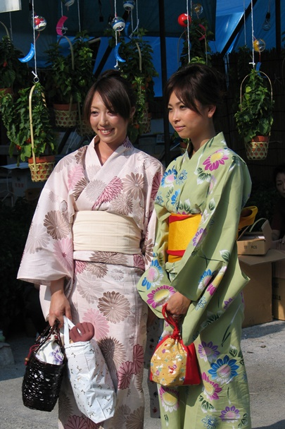 Tokyo - Costume