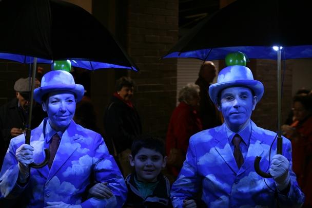Vivid - Costume Performers