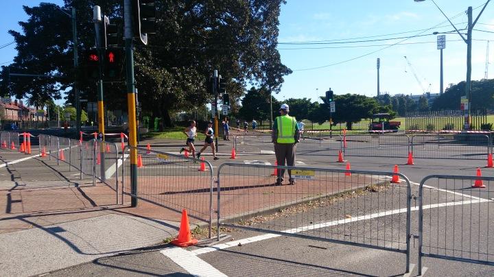 Sydney Marathon 2013 - 1