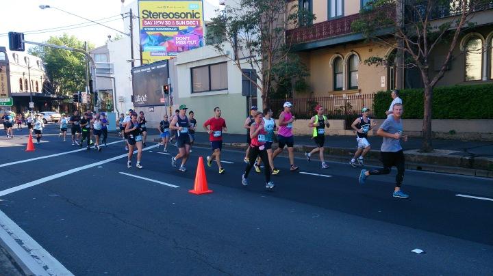 Sydney Marathon 2013 - 2