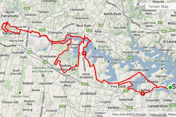 80km_Parramatta_Ride