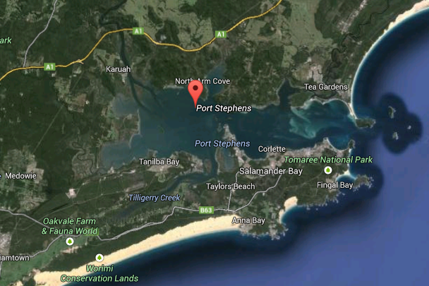 Port_Stephens-Google_Earth