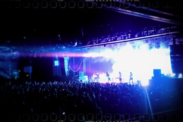 Phoenix - Live Sydney 2014