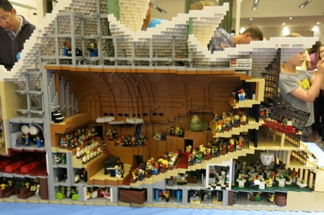 Sydney Brick Show 2014-08