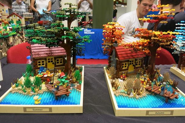 Sydney Brick Show 2014-18