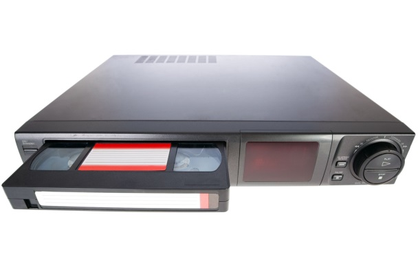 VHS_Player_Tape