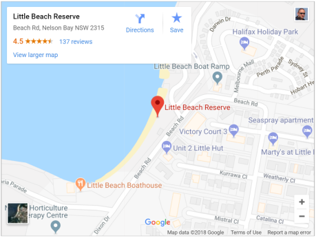 Google_Maps-Little_Beach